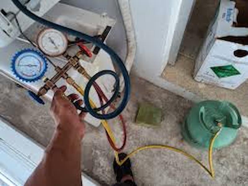 Bơm gas điều hòa tại Hà Nội
