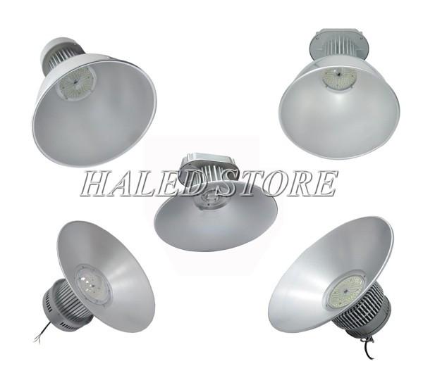 Đèn LED cao áp nhà xưởng có nhiều kiểu dáng
