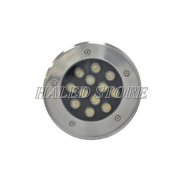 Chip LED đèn LED âm đất HLDAUG1-12 RGB