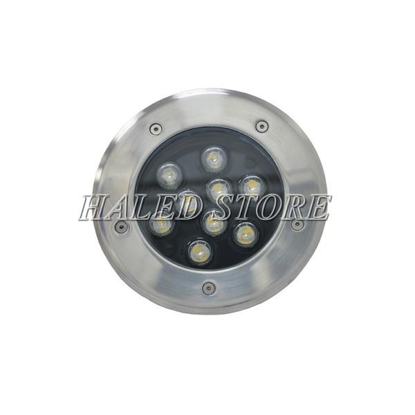 Chip LED đèn LED âm đất HLDAUG1-9 RGB