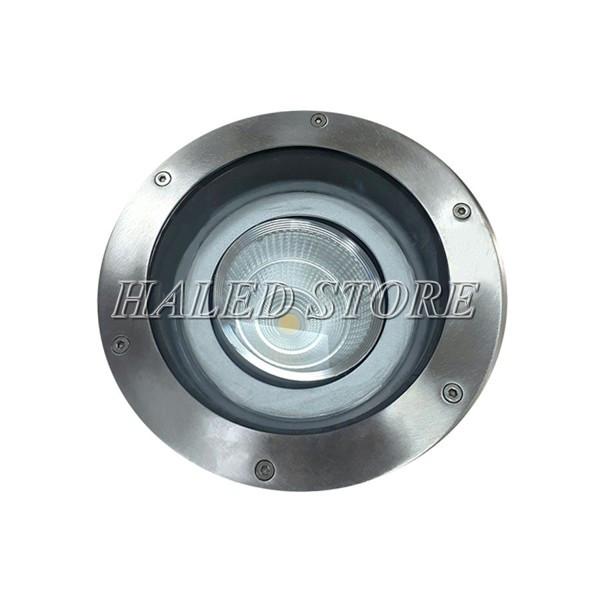 Đèn LED âm đất HLDAUG5-10 sử dụng chip LED COB chất lượng cao