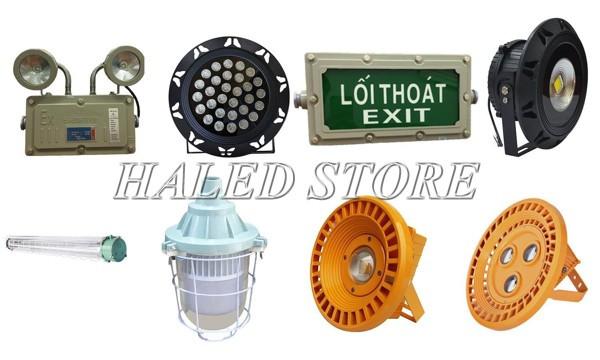 Đèn LED cao áp nhà xưởng chống cháy nổ