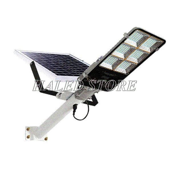 Đèn đường LED cao áp năng lượng mặt trời 100w