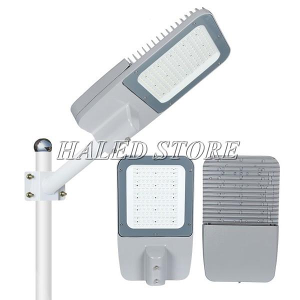 Kiểu dáng đèn đường LED cao áp Philips
