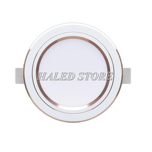 Đèn LED âm trần RDDA AT20 ĐM 110-12 viền màu nổi bật