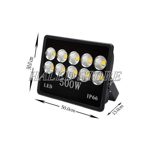 Đèn LED cao áp ngoài trời 500w