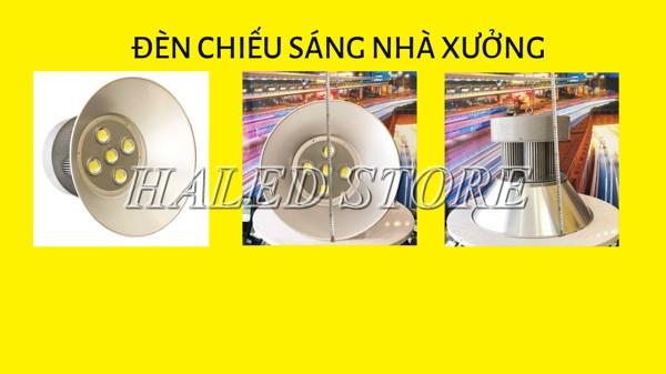 Đèn LED cao áp nhà xưởng 250w