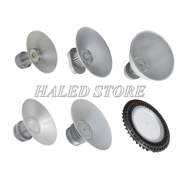 Các mẫu đèn LED nhà xưởng 100w cao áp