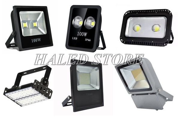 Các mẫu đèn LED cao áp 100w