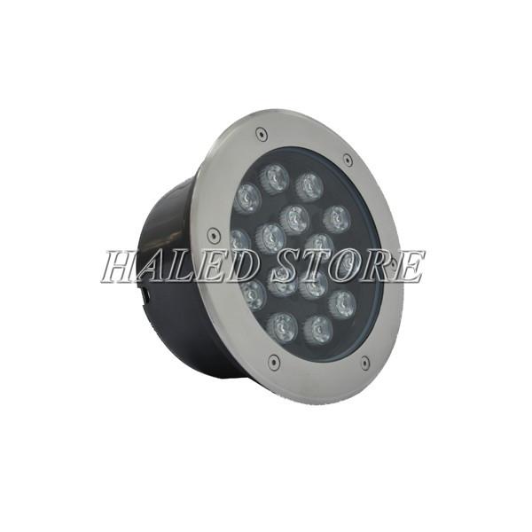 Kiểu dáng đèn LED âm đất HLDAUG1-15 RGB