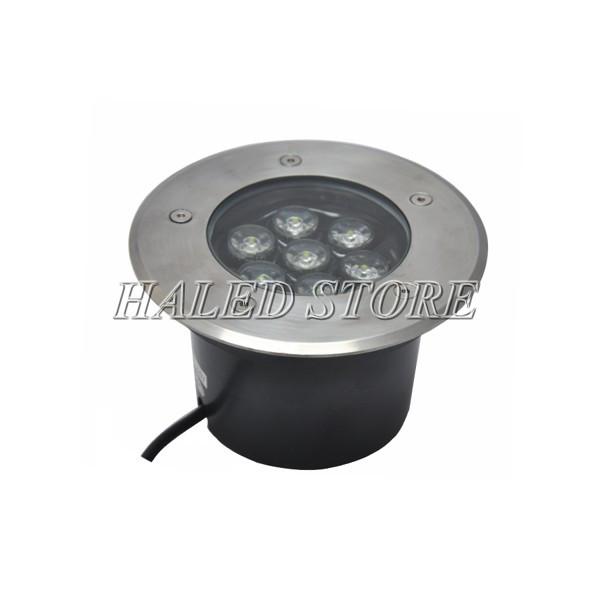 Kiểu dáng đèn LED âm đất HLDAUG1-7 RGB