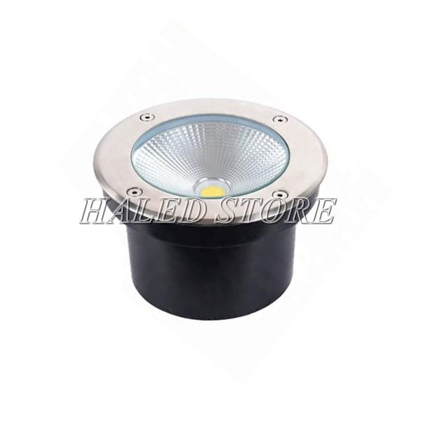 Kiểu dáng đèn LED âm đất HLDAUG4-5 RGB