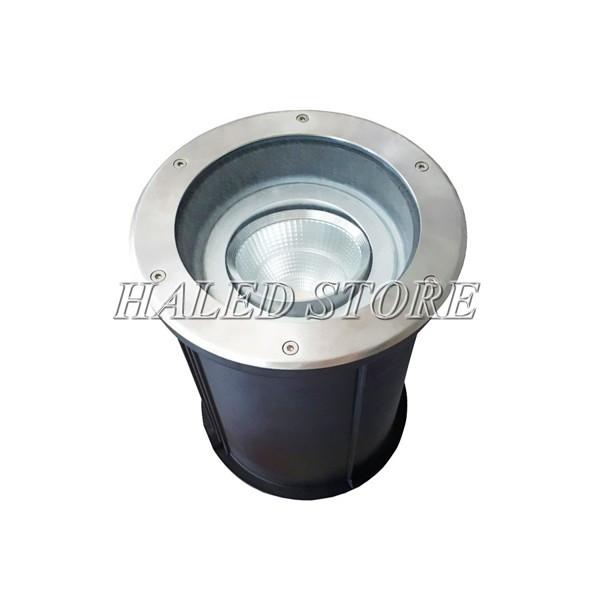 Kiểu dáng đèn LED âm đất HLDAUG5-10 RGB