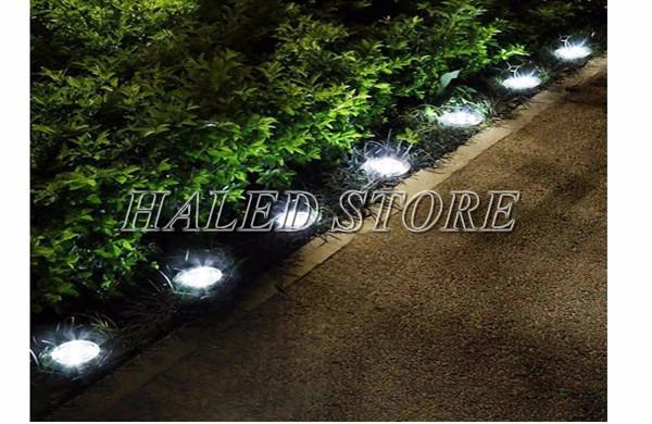Ứng dụng của đèn LED âm đất HLDAUG2-12
