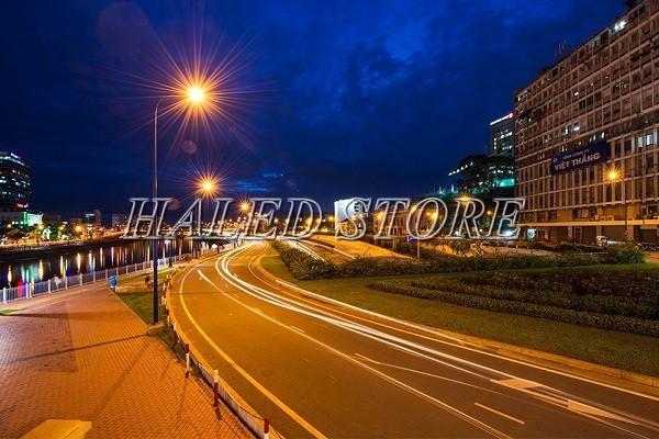 Ứng dụng của đèn cao áp trong chiếu sáng đường phố