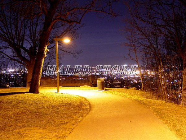 Ứng dụng của đèn đường LED cao áp 30w