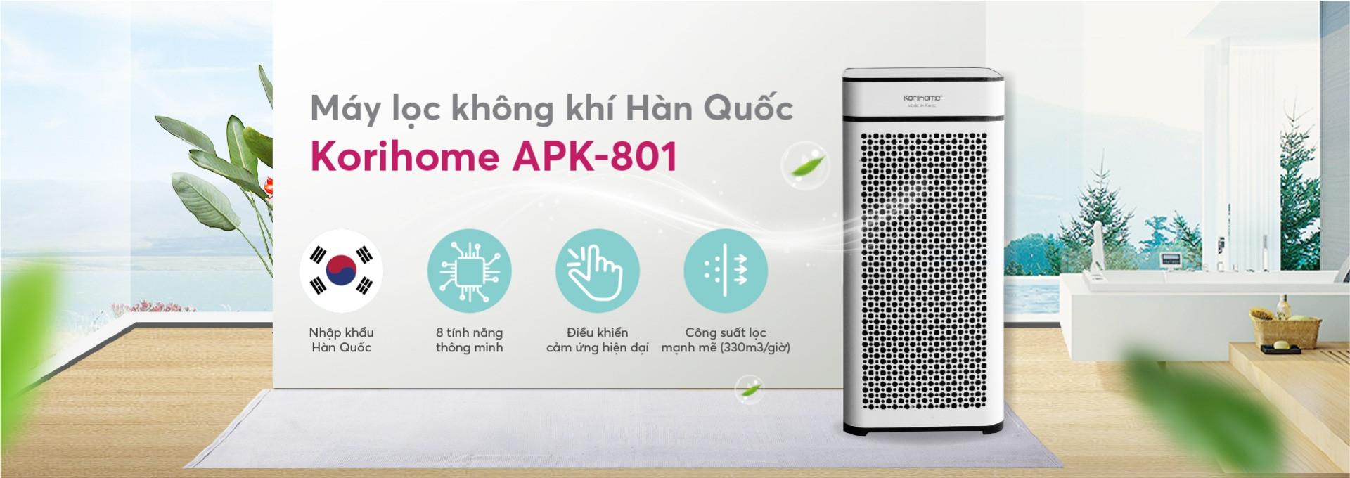 Sử dụng máy lọc không khí trong gia đình để hạn chế ảnh hưởng của ô nhiễm không khí
